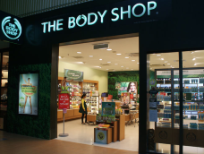 The Body Shop(Oxford Street Circus店)-伦敦-王小美滋滋