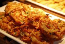 北海美食图片-虾饼