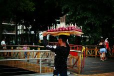 Malecon 2000河边散步区-瓜亚基尔-乖小咪