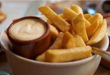 布鲁塞尔美食图片-比利时薯条
