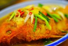 上饶美食图片-荷包红鲤鱼