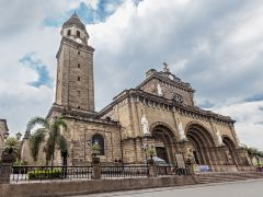 马尼拉漫步欣赏教堂1日游