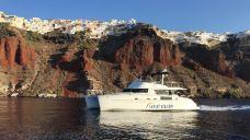 圣托里尼游艇伊奥斯岛之旅-圣托里尼-Yuaaa