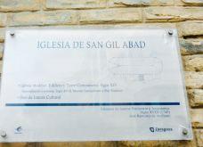 Iglesia de San Gil Abad-萨拉戈萨