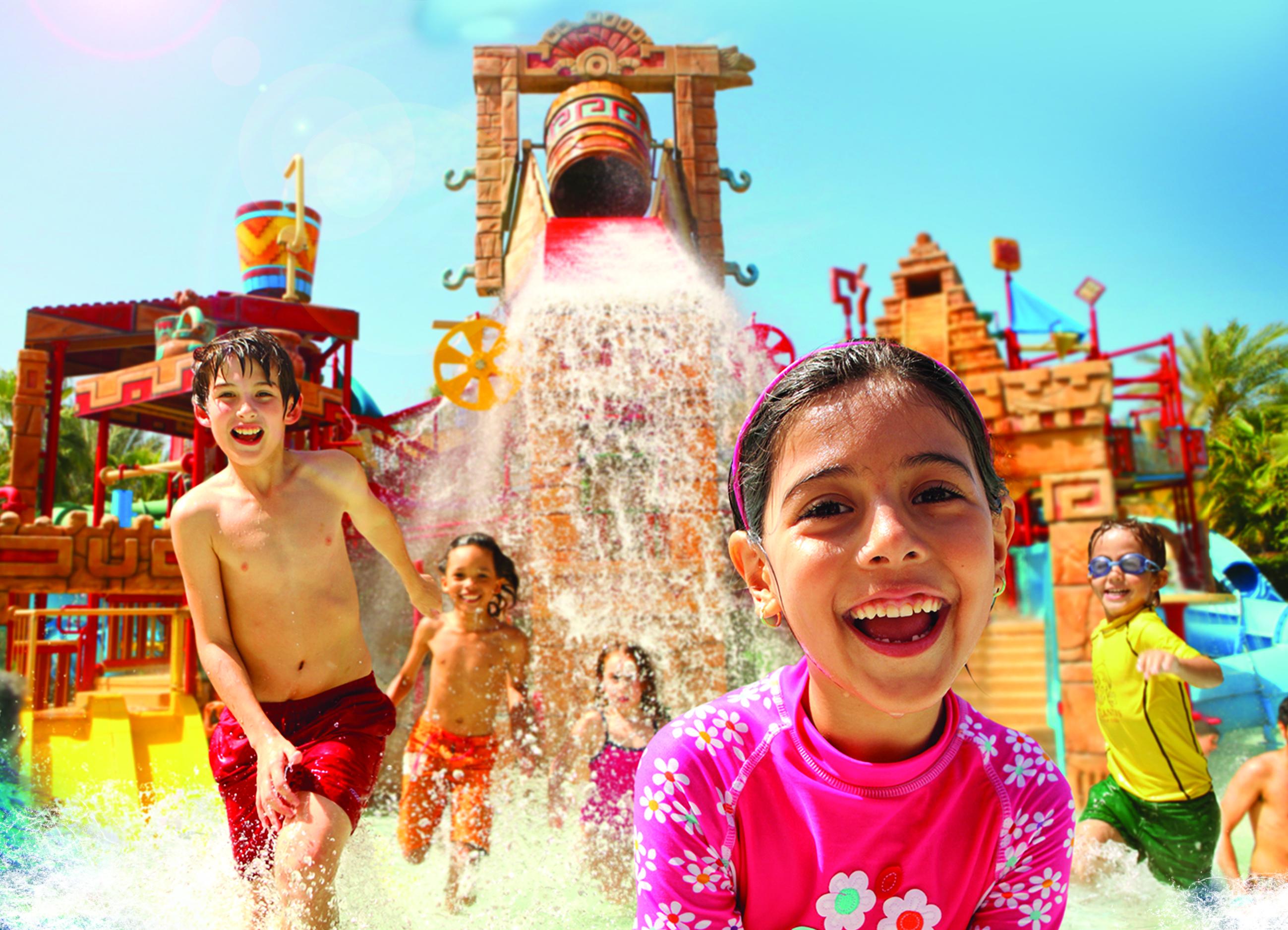 Atlantis Aquaventure Waterpark + The Lost Chambers Aquarium Ticket