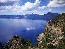 火山湖国家公园-波特兰-心向远方jing