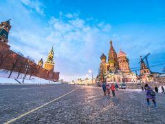 莫斯科休闲滑雪3日游