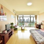 青島柒柒的海邊小窩酒店式公寓