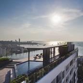 芭堤雅優居中央基地海景酒店式公寓