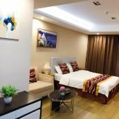 世紀鴻泰酒店公寓(青島中聯自由港灣店)