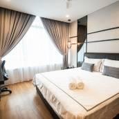 吉隆坡沃塔克斯阿羅哈3服務公寓