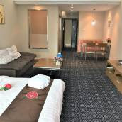 青島帝邦帝海度假日租公寓15966905207