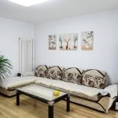 青島金沙灘海景家庭套房公寓