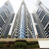 阿大吉奧高級迪拜阿爾巴沙公寓式酒店
