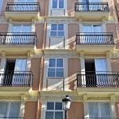 瓦倫西亞里亞中心公寓