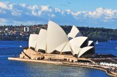 悉尼歌剧院-澳大利亚-侯勇超