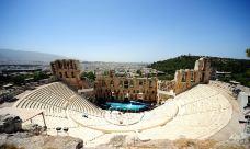 阿迪库斯剧场-雅典-doris圈圈