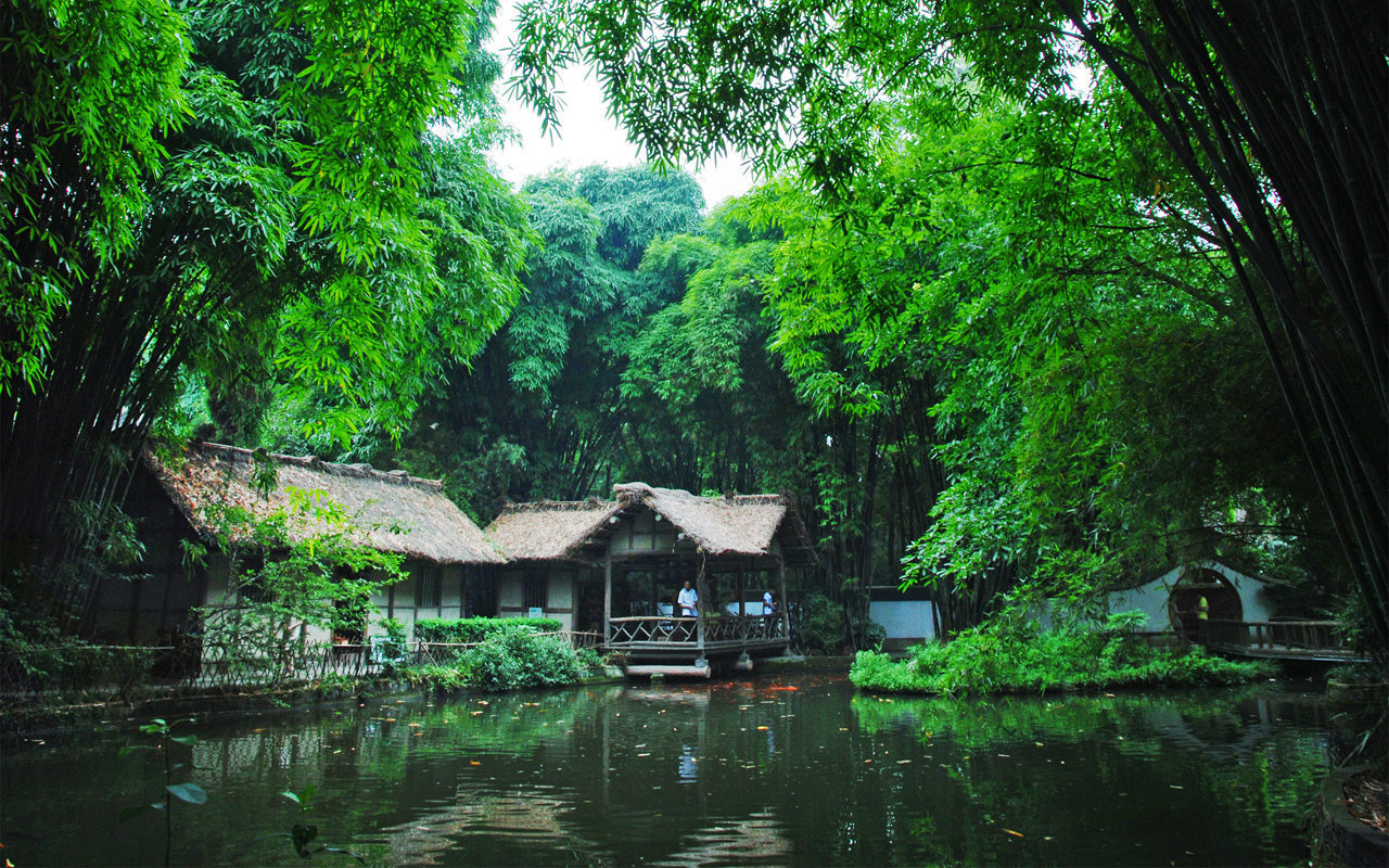 Dufu's Thatched Cottage Chengdu Ticket