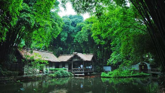Dufu's Thatched Cottage Chengdu Ticket