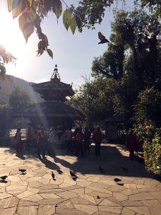 夏克蒂女神庙-博卡拉-落山枫