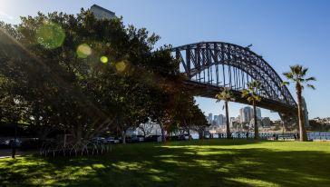 澳洲-悉尼港湾大桥