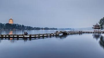 杭州 西湖长桥