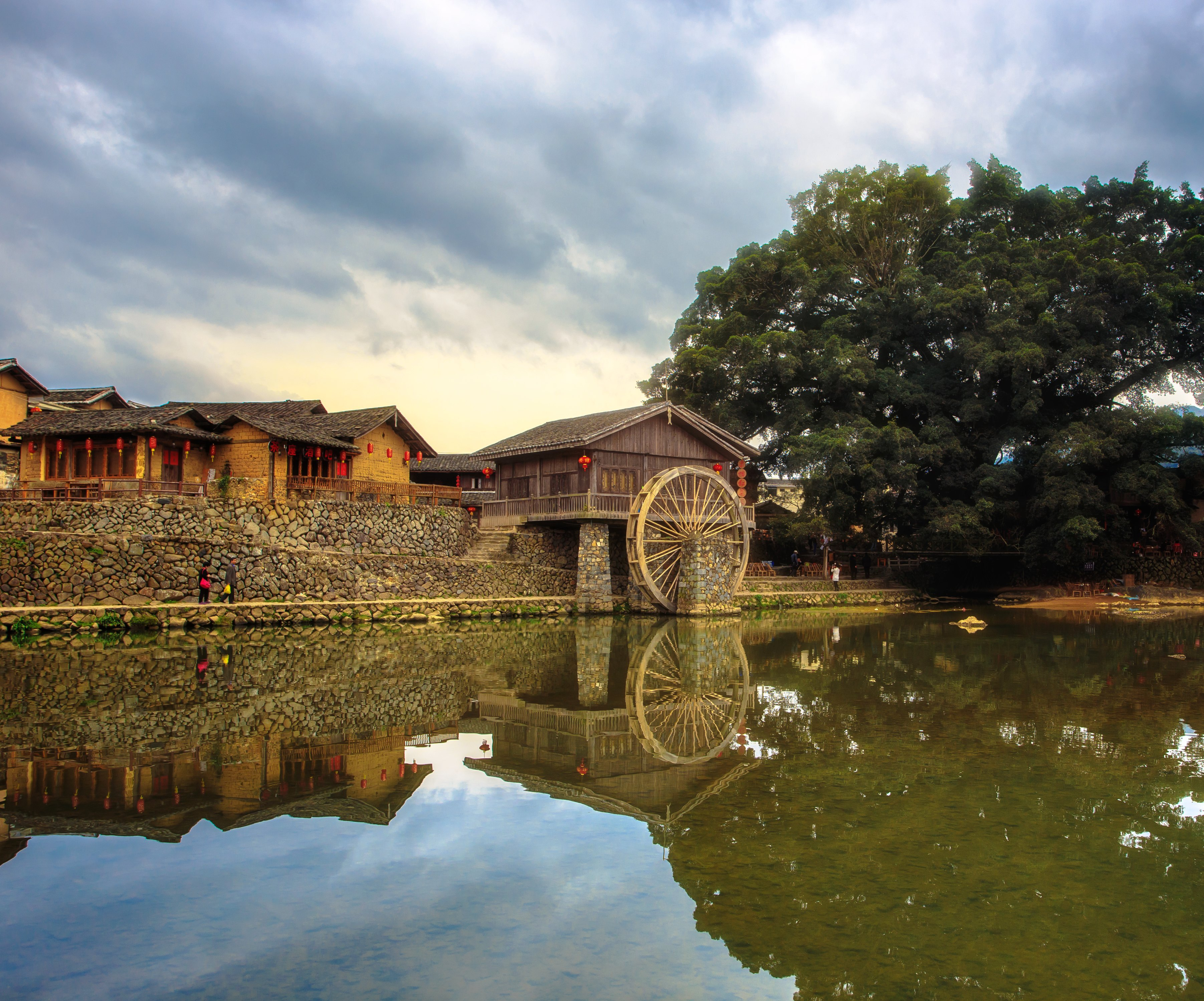 Private Day Tour: From Xiamen To Gaobei Tulou Cluster And Yunshuiyao Scenic Spots