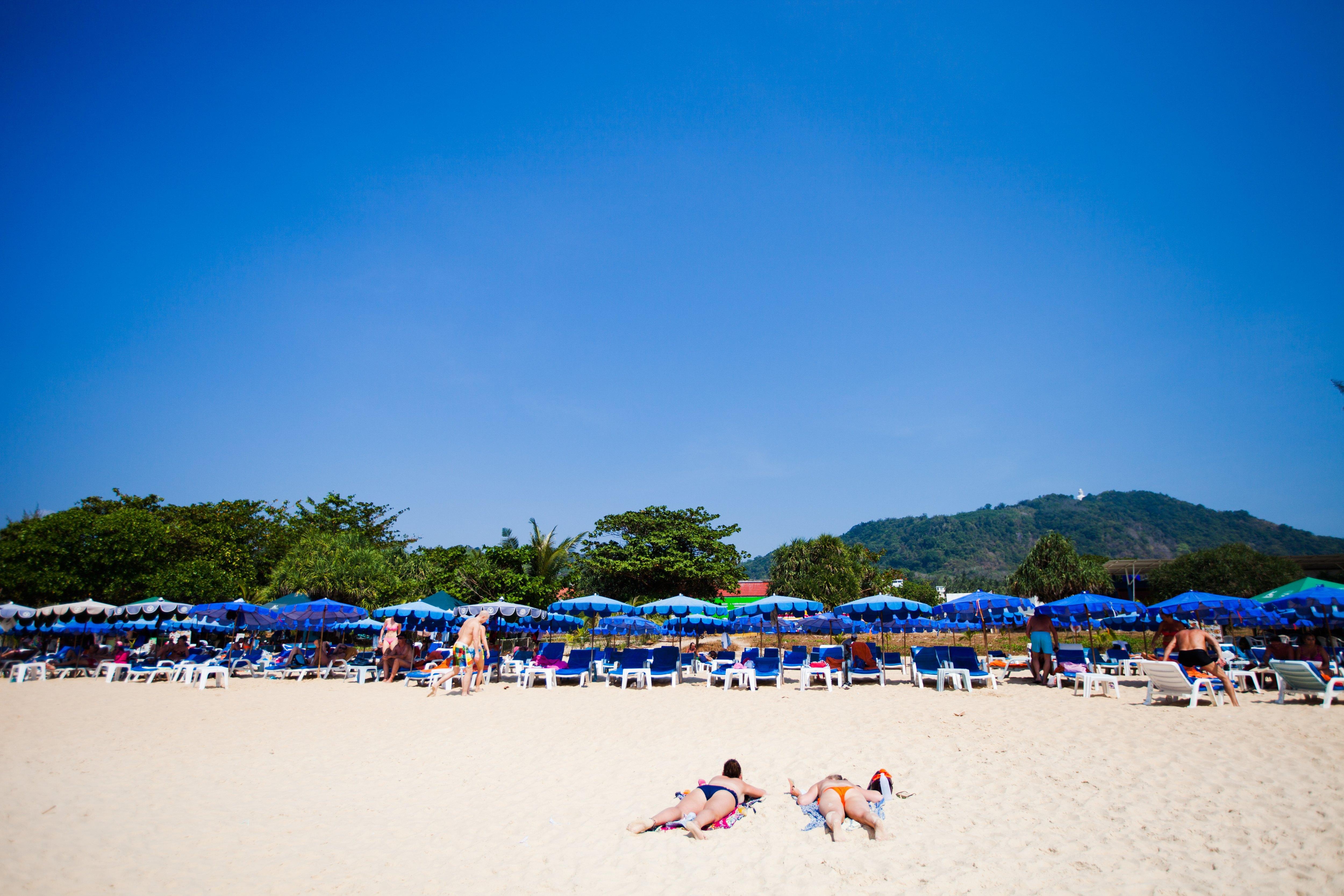 芭東海灘  Patong Beach   -0