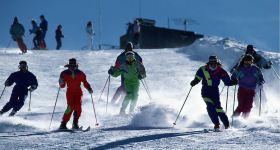 天山天池国际滑雪场+乌市往返交通票儿童票(纯玩无购物+滑雪之旅)