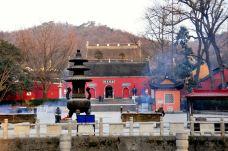 栖霞寺-南京-doris圈圈