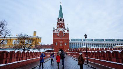 莫斯科 克里姆林宫