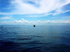 度假+潜水+跳岛,热浪岛4日游