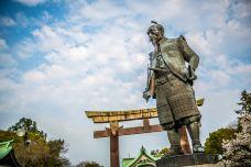 丰国神社-大阪-尊敬的会员