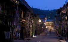高山上三之町古街-奥飞驒温泉乡-克克克里斯