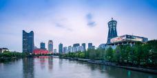 杭州-运河武林门码头1-杭州-冯杰