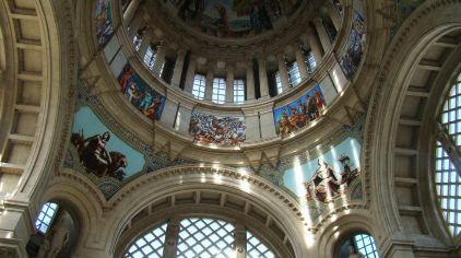 加泰罗尼亚国家艺术博物馆(巴塞罗那国家宫)_西班牙巴塞罗那国家宫