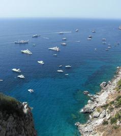 卡普里游记图文-世界这么大,一地一地游:卡普里岛一日游