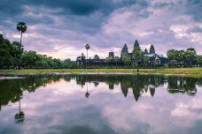 柬埔寨 暹粒 吴哥窟-暹粒-路梁