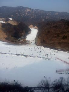 怀北国际滑雪场-怀柔区-世界是我的