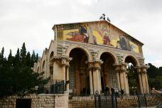 万国教堂-耶路撒冷-晴天公仔