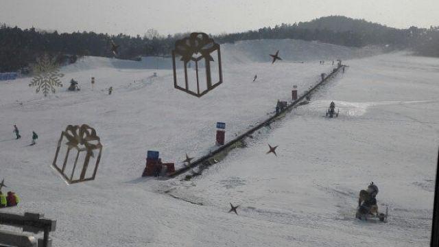 藏马山滑雪场门票,青岛藏马山滑雪场攻略 地址 图片 门票价格