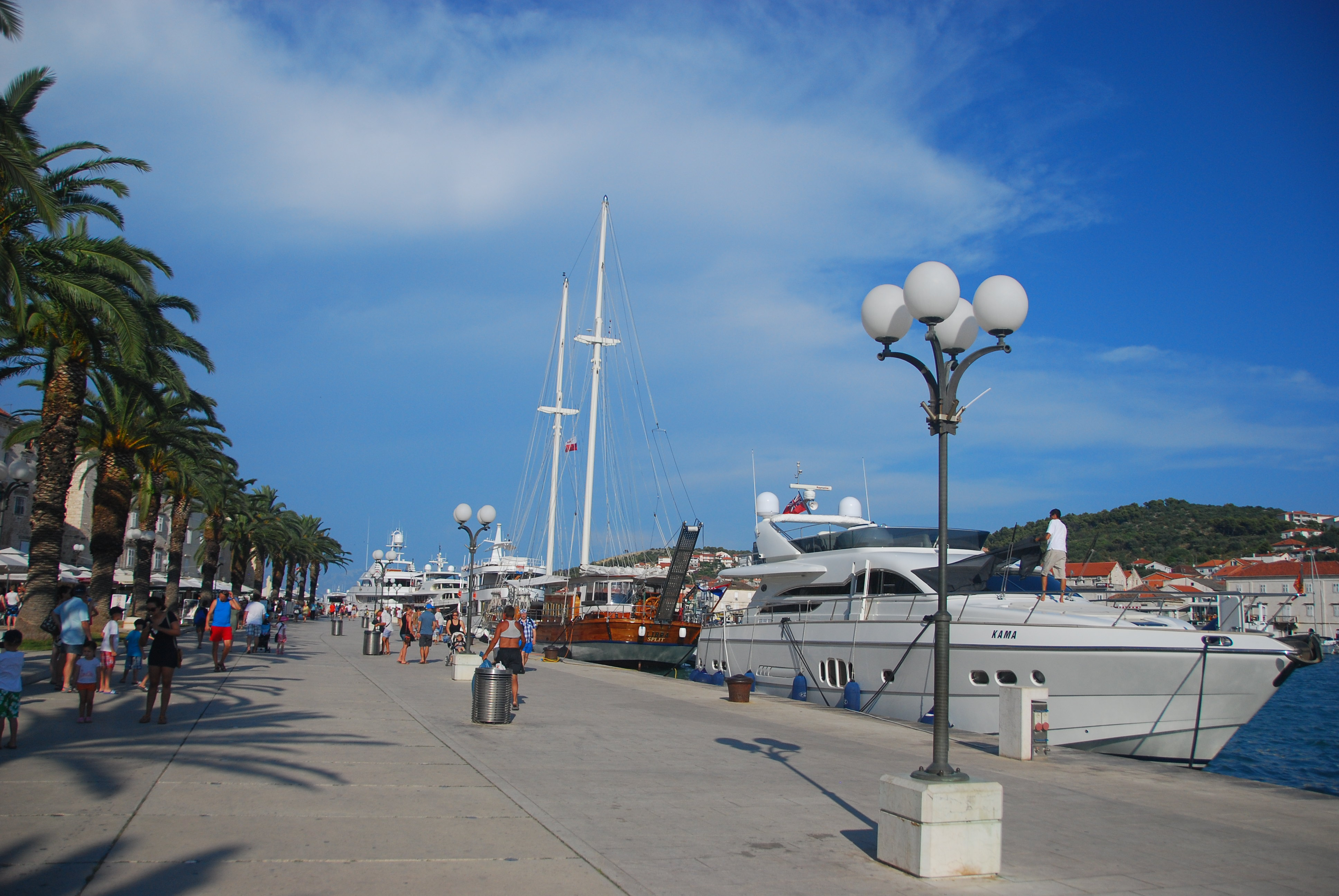 特羅吉爾老城區  Trogir Historic Site   -2