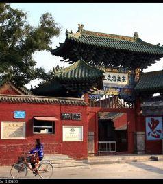 汤阴游记图文-中原河南:汤阴岳飞庙