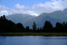 马松森湖-新西兰-峰哥