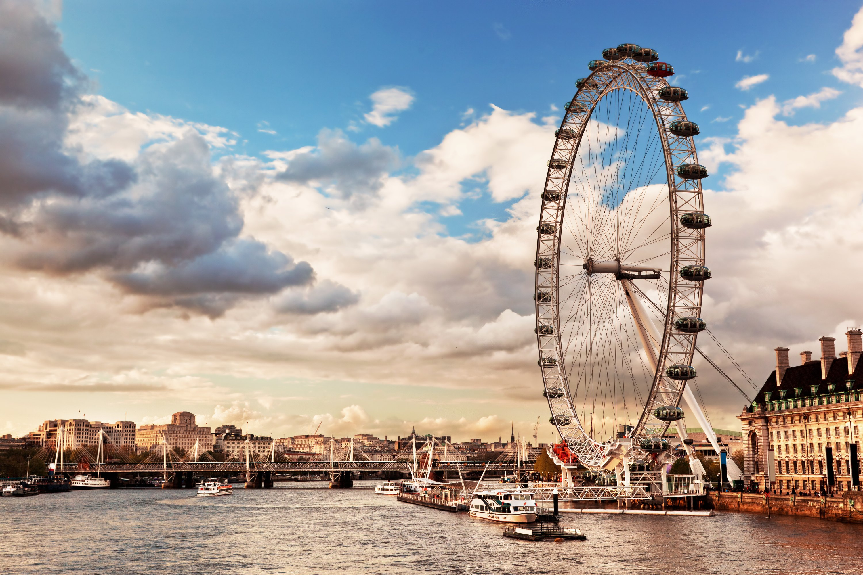 The Coca-Cola London Eye Ticket