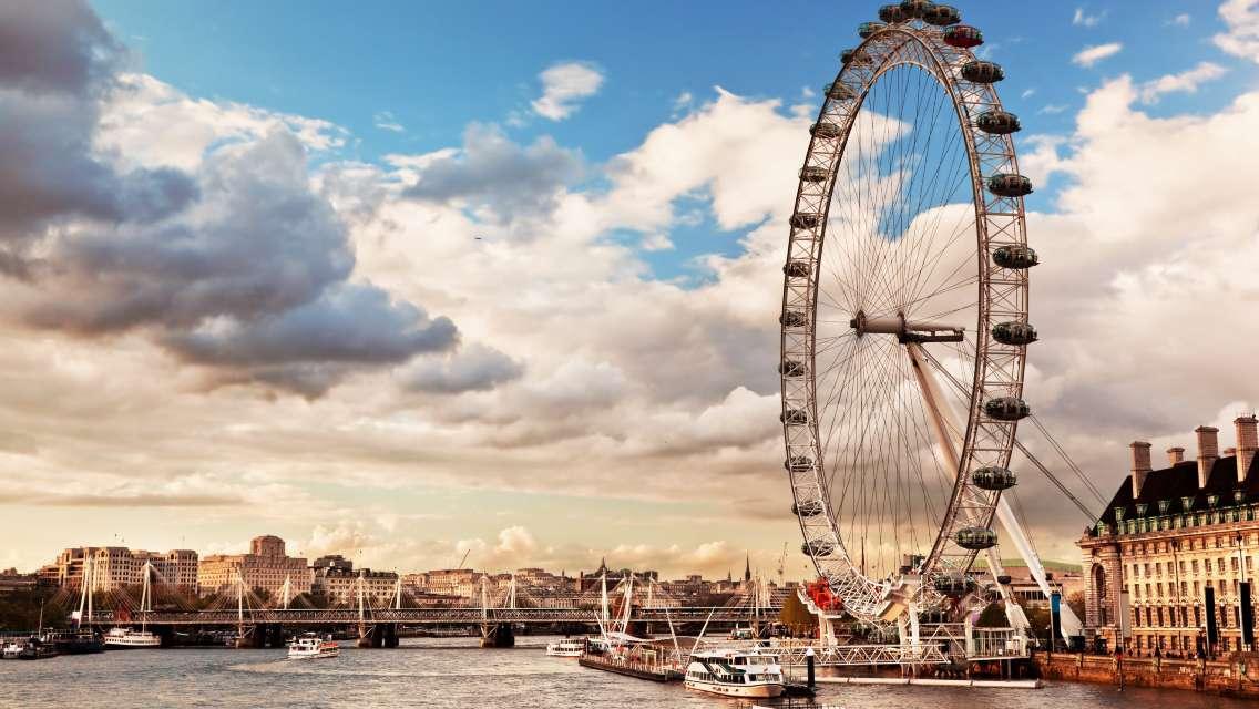 The London Eye Ticket