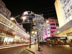 伦敦梦幻圣诞季4日游