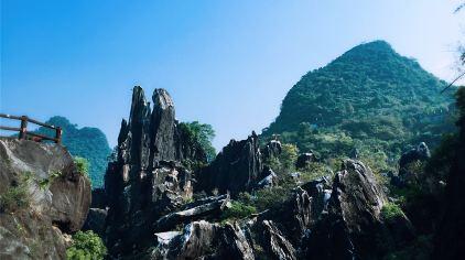 贺州玉石林 (2)
