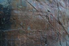 勒巴沟岩画-玉树-doris圈圈