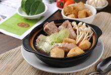 新加坡美食图片-肉骨茶